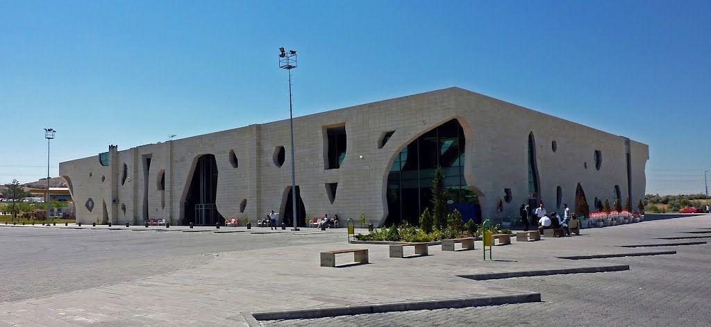 Автовокзал Невшехира