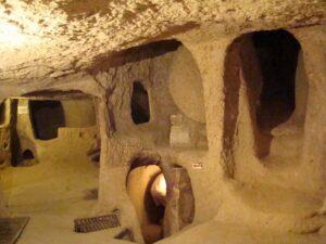 Подземный Город Каймаклы