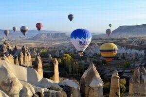 Полет над Каппадокией - Долина Любви