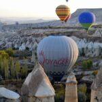 Воздушные шары над Долиной Любви осеню