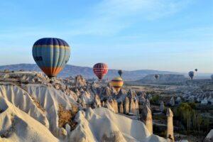 Долина Любви и воздушные шары