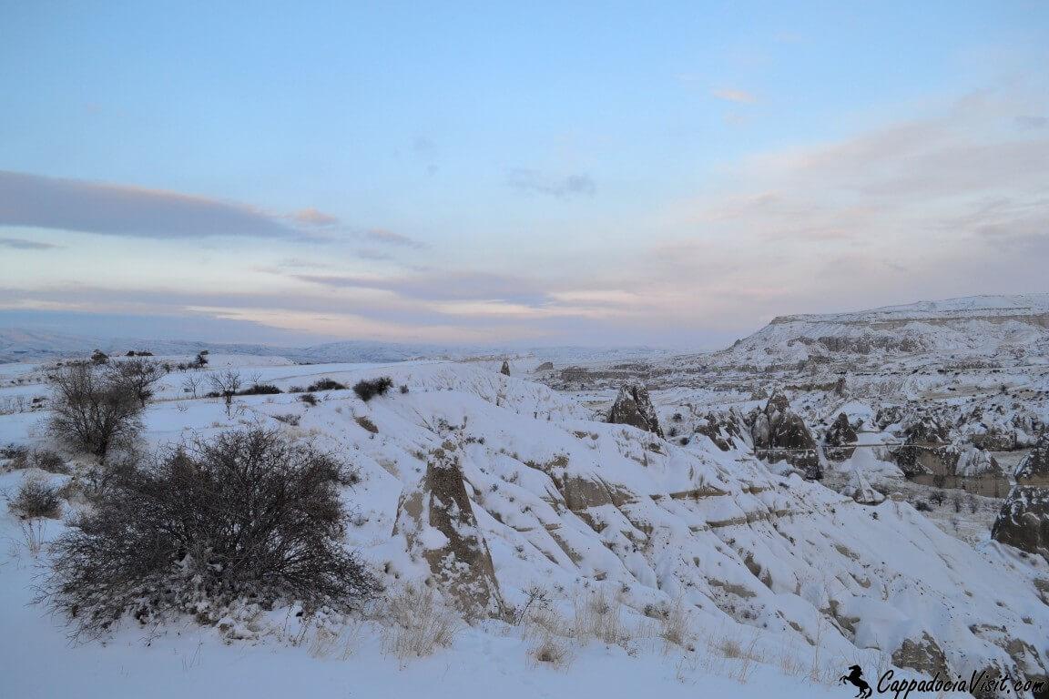 Заснеженная Долина Любви