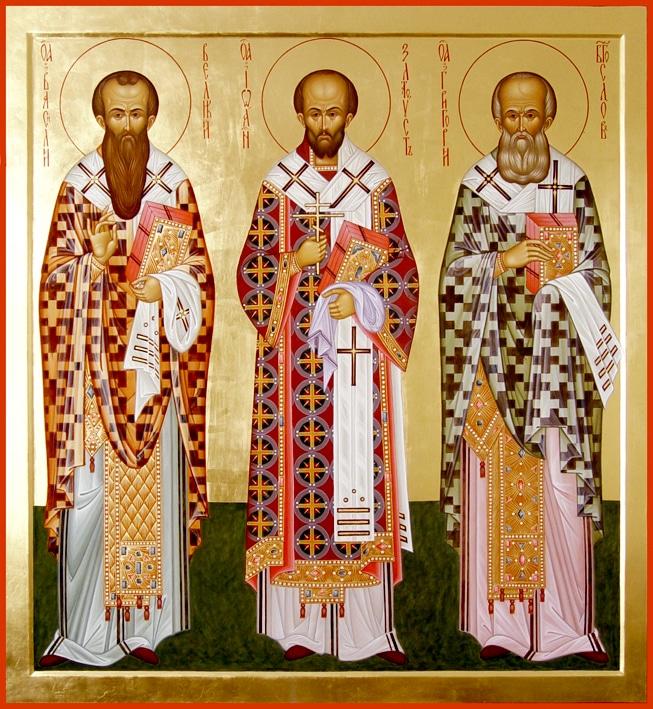 Каппадокийские Отцы