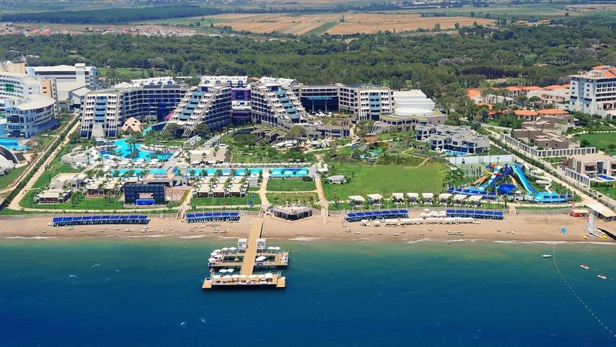 Отели Белека - Отель Susesi Luxury Resort 5 звезд