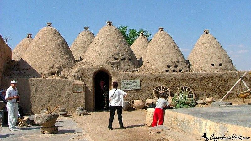 Харран - «место, выжженное солнцем»