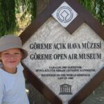Вход на территорию Göreme open air museum