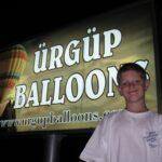 Рекламное панно Urgup Balloons