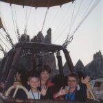 Мы в корзине воздушного шара