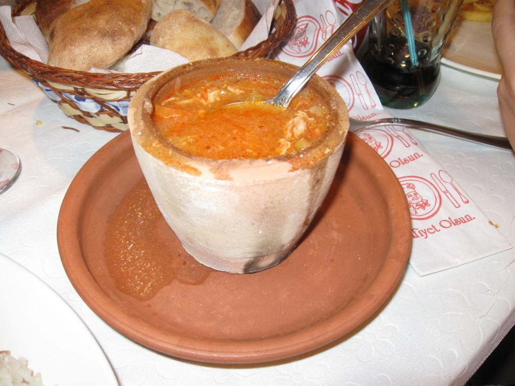 Каппадокийский горшочек (Pottery)