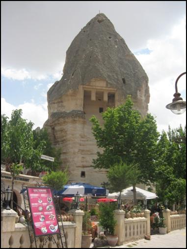 Римская гробница (Roma Mezari) в Гереме