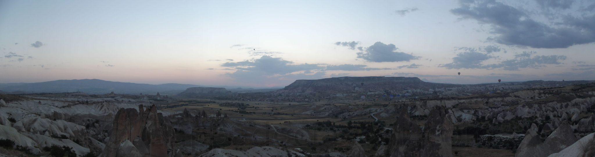 Каппадокия Панорама 3