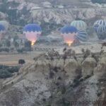 Лампочки - шары в Каппадокии
