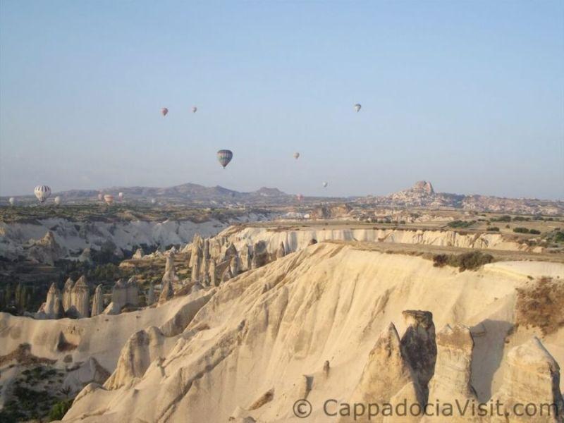 Полёт над Каппадокией