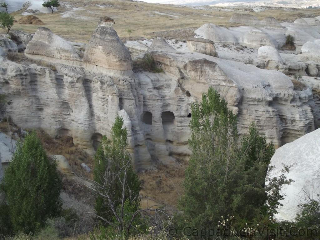 Долина возле поселка Мустафапаша