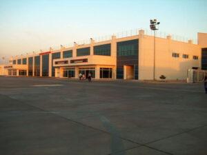 Аэропорт Кайсери Эркилет