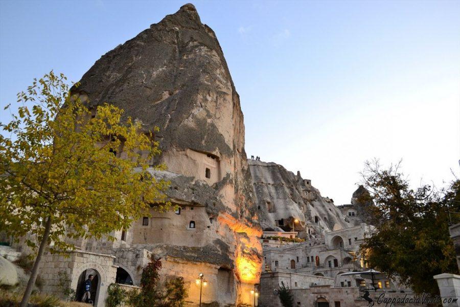 Каппадокия - Отель в пещере