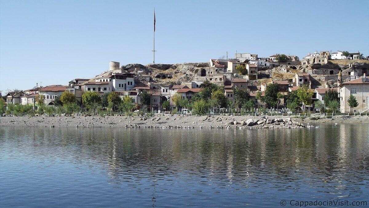 Город Аванос и Река Кызылырмак