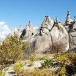 Природа Каппадокии осенью