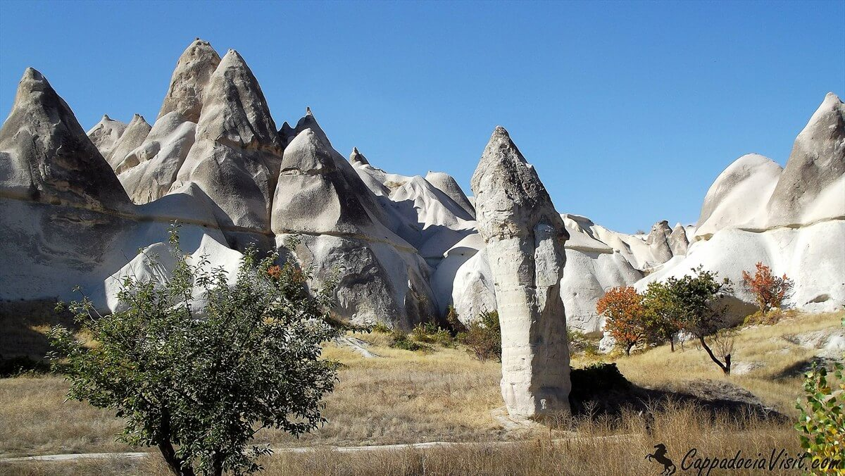 Осенний стих в Каппадокии