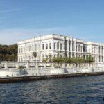 Дворец Чираган (теперь пятизвездочная гостиница)