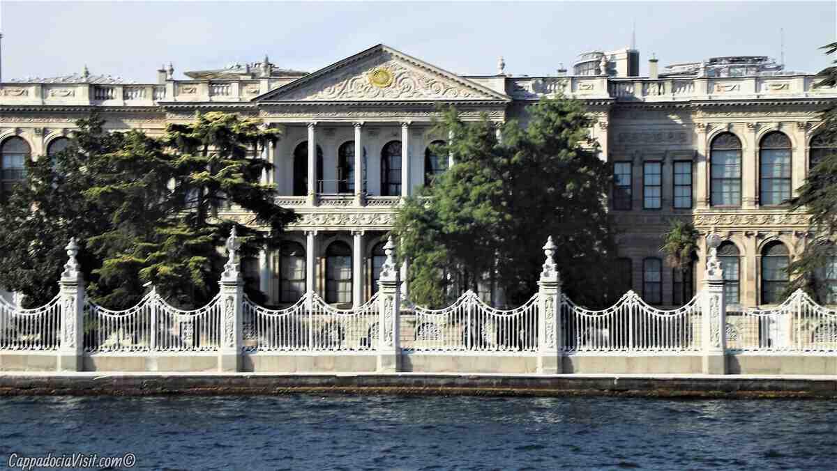 Музей - дворец Долмабахче