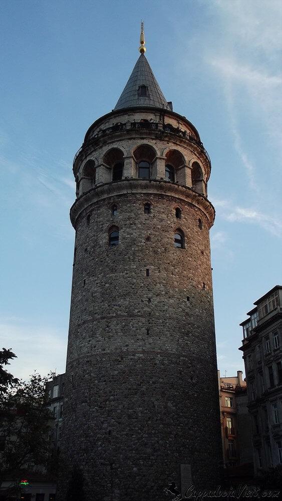 Башня Галата - Стамбул