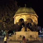Немецкий фонтан на площади Ипподром