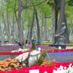 Парк Гюльхане - один из красивейших парков Стамбула