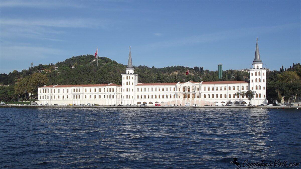 Высшая военная школа Кулели - Стамбул