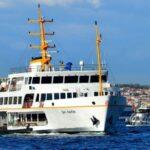 Вапур (городские кораблики) -морской транспорт Стамбула