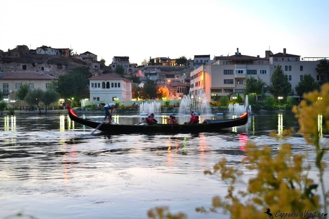 Сплав по реке Кызылырмак