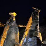 Три красавицы - ночью