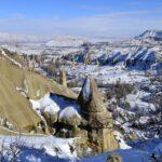 Зимняя Каппадокия - декабрь 2012
