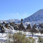 Белая красота Каппадокии