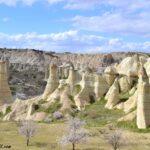 Весна в Долине Любви - Каппадокия