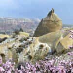 Снежная весна в Каппадокии