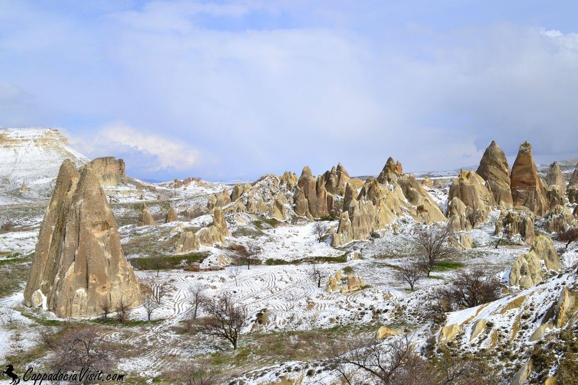 Последний снег 2013 года