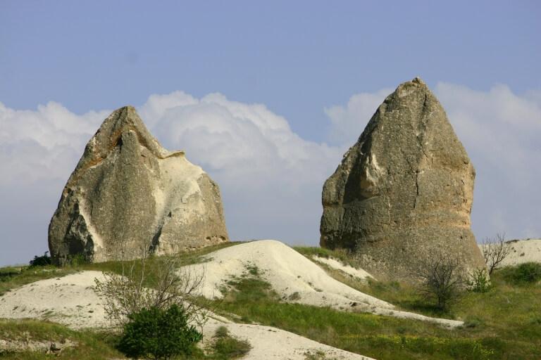 Каппадокия в Мае