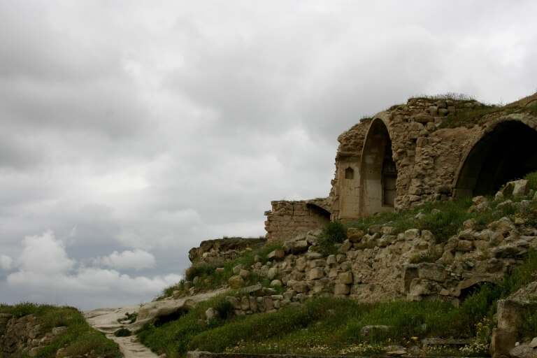 Старые дома в Чавушине