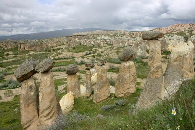 Камины фей Каппадокии