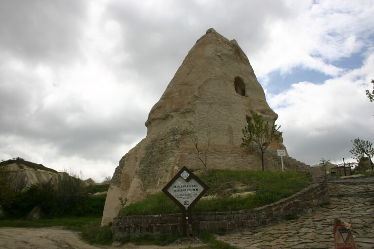 Церковь Эль Назар в Гёреме