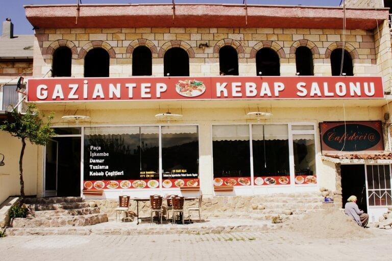 Ресторанчик в Гереме
