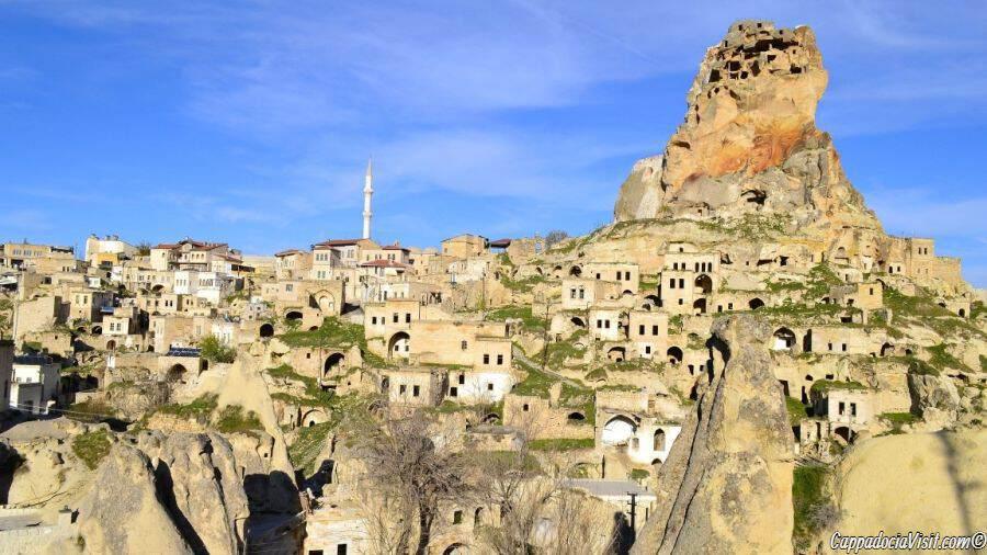 Старый городок Ортахисар
