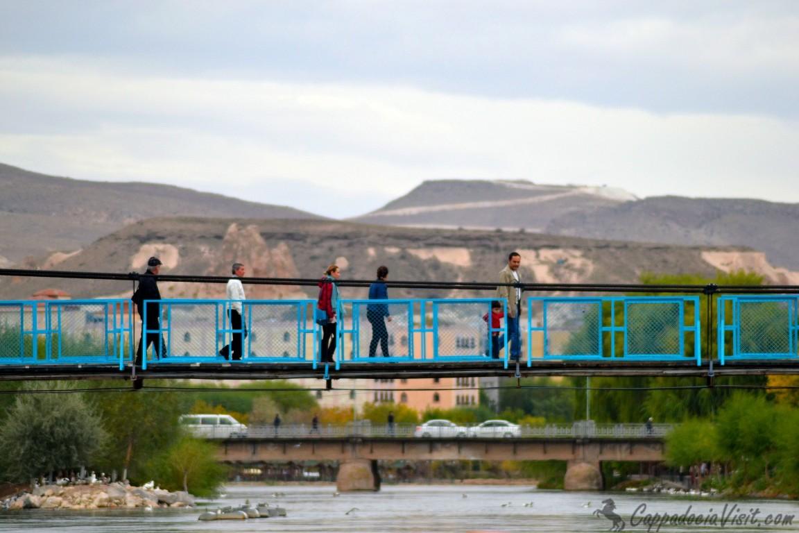 Мосты в городе Аванос