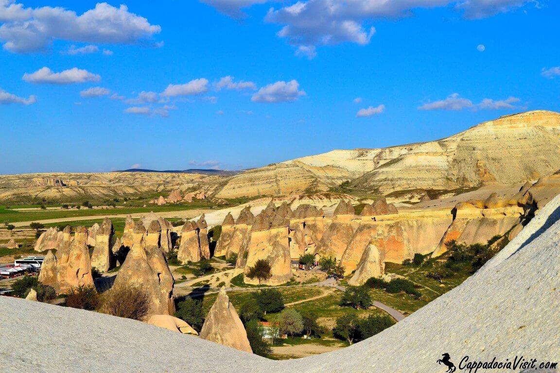 Пашабаг — долина монахов