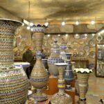 Гончарный магазин в Каппадокии