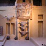 Реконструкция жилища ок. 5500 до н.э.