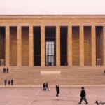 Основное здание мавзолея Ататюрка