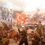 Панорамы войны за независимость