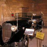 Одна из машин на которых ездил Ататюрк
